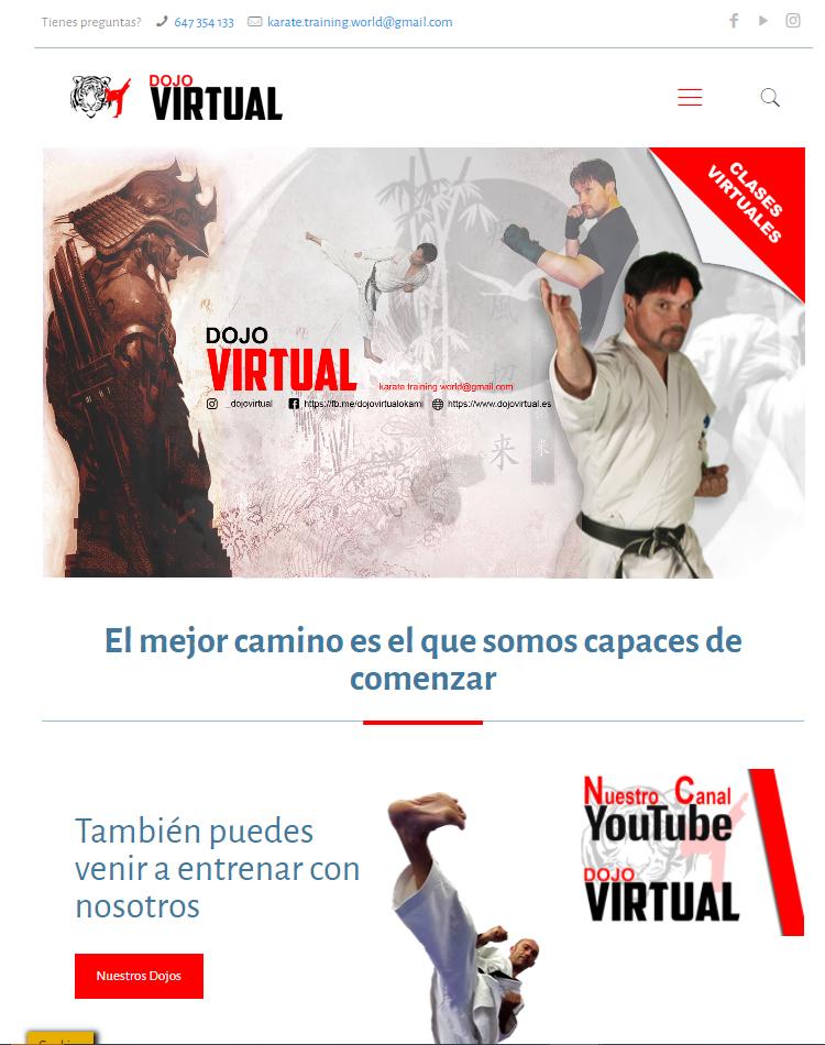 dojo virtual