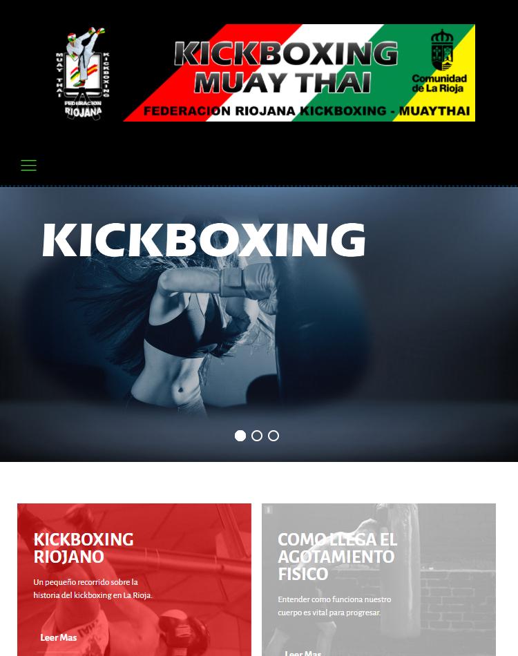 fed riojana kickboxing